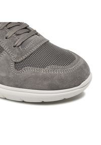 Geox Sneakersy U Sestiere C U029DC 02011 C1018 Szary. Kolor: szary