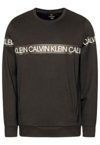 Calvin Klein Performance Bluza 00GMF0W319 Czarny Regular Fit. Kolor: czarny