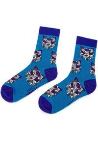 Niebieskie skarpetki Freak Feet