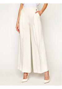 Białe spodnie TwinSet