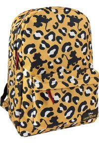 Żółty plecak NoName