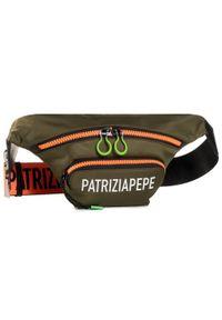 Zielona nerka Patrizia Pepe
