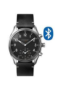 Kronaby Połączony wodoodporny zegarek Apex A1000-1399. Styl: retro