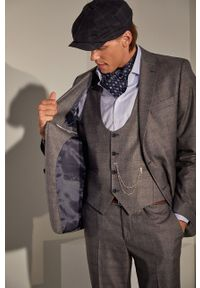 Szary garnitur Answear Lab