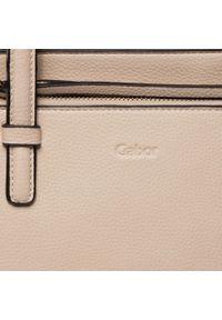 Beżowa torebka klasyczna Gabor klasyczna