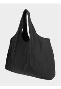 4f - Torba na ramię. Kolor: czarny. Rodzaj torebki: na ramię