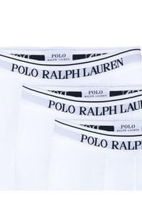 Ralph Lauren - RALPH LAUREN - Bokserki (3-pack). Kolor: biały. Materiał: bawełna, materiał, elastan