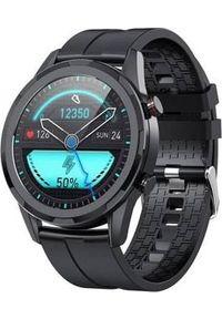 Smartwatch Kumi Magic GT3 Czarny (MGT3B). Rodzaj zegarka: smartwatch. Kolor: czarny