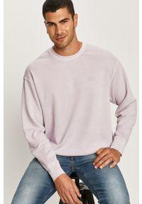 Levi's® - Levi's - Bluza. Okazja: na spotkanie biznesowe. Kolor: fioletowy. Styl: biznesowy