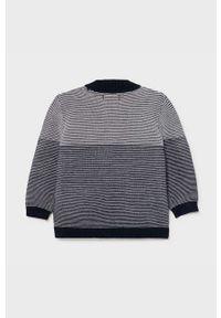 Niebieski sweter Mayoral na co dzień, casualowy
