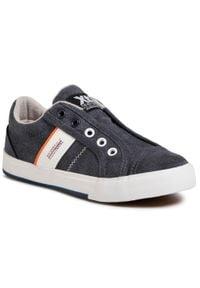 Xti - Sneakersy XTI - 57037 Navy. Kolor: niebieski. Materiał: materiał