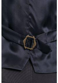 Tommy Hilfiger Tailored - Kamizelka. Kolor: niebieski