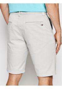 Szare szorty Tommy Jeans