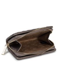 Brązowy portfel Puccini #5
