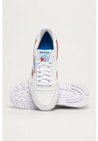Białe sneakersy Reebok Classic Reebok Classic, z cholewką #5