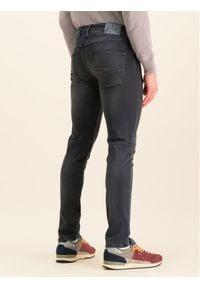 Pepe Jeans Jeansy Skinny Fit Nickel Infused PM205148 Granatowy Skinny Fit. Kolor: niebieski #3