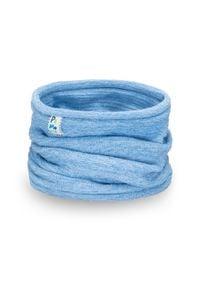Wiosenny komin chłopięcy PaMaMi - Jasnoniebieski. Kolor: niebieski. Materiał: bawełna, elastan. Sezon: wiosna