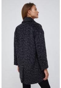 Pennyblack - Płaszcz wełniany. Kolor: szary. Materiał: wełna. Styl: klasyczny