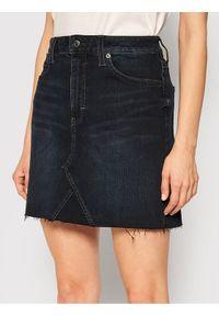 Niebieska spódnica mini Tommy Jeans