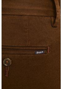 Brązowe spodnie Polo Ralph Lauren