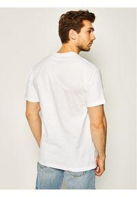 Biały t-shirt HUF