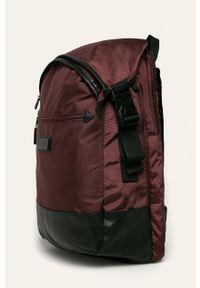 Fioletowy plecak Pepe Jeans w paski