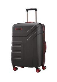 Czarna walizka Travelite
