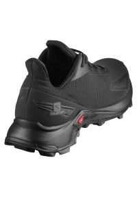 salomon - Buty do biegania męskie Salomon Alphacross Blast L41232600. Okazja: na spacer. Materiał: materiał. Szerokość cholewki: normalna. Sport: turystyka piesza, bieganie, fitness