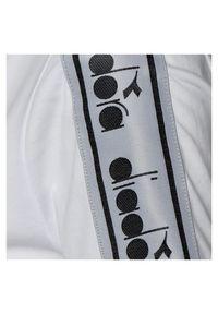 Koszulka damska Diadora Trofeo 175812. Materiał: bawełna, materiał. Długość rękawa: krótki rękaw. Długość: krótkie