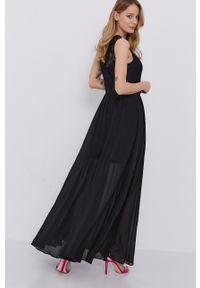 Morgan - Sukienka. Kolor: czarny. Typ sukienki: rozkloszowane #3