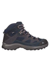 Buty męskie trekkingowe McKinley Discover II Mid 303299. Materiał: syntetyk, guma, materiał. Szerokość cholewki: normalna
