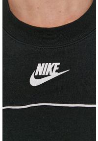Nike Sportswear - Bluza. Okazja: na co dzień. Kolor: czarny. Długość rękawa: długi rękaw. Długość: długie. Styl: casual