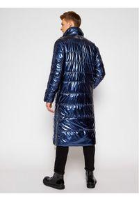 Niebieska kurtka puchowa Rage Age