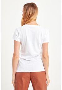 T-shirt Liu Jo na co dzień, casualowy, w kolorowe wzory
