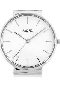 Biały zegarek Pacific