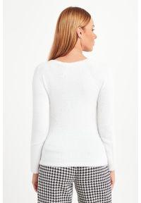 Sweter Emporio Armani do pracy