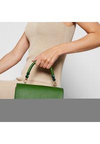 Nobo - Torebka NOBO - NBAG-K4200-C008 Zielony. Kolor: zielony. Materiał: skórzane. Styl: klasyczny