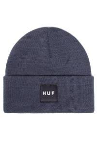Niebieska czapka zimowa HUF