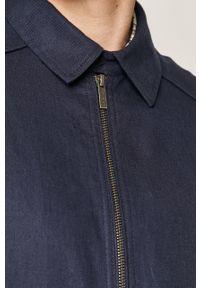 Niebieska kurtka medicine casualowa, bez kaptura #8