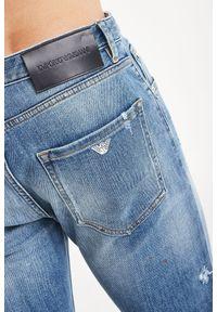 Emporio Armani - JEANSY SLIM TAPERED FIT EMPORIO ARMANI. Materiał: jeans #3