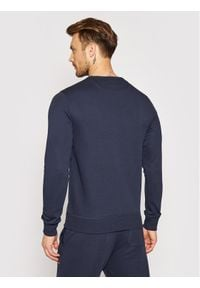GANT - Gant Bluza Archive Shield 2046071 Granatowy Regular Fit. Kolor: niebieski