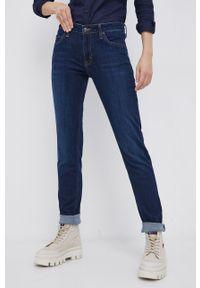 Cross Jeans - Jeansy Rosalie. Kolor: niebieski