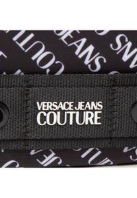 Versace Jeans Couture Saszetka E1YWAB53 Czarny. Kolor: czarny