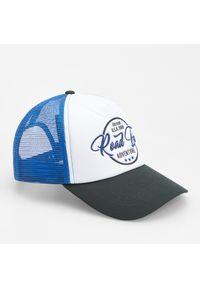 Niebieskie nakrycie głowy Reserved