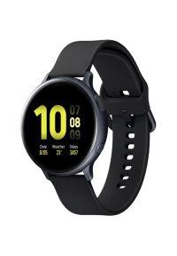 Czarny zegarek SAMSUNG smartwatch, sportowy