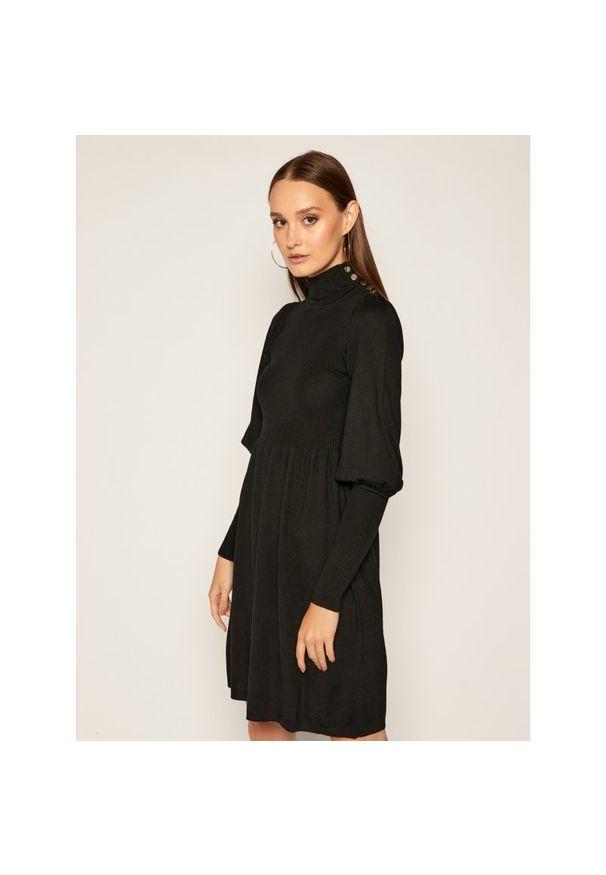 Czarna sukienka Luisa Spagnoli