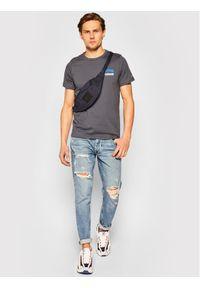 columbia - Columbia T-Shirt Rapid Ridge Back Graphic EM0405 Szary Regular Fit. Kolor: szary