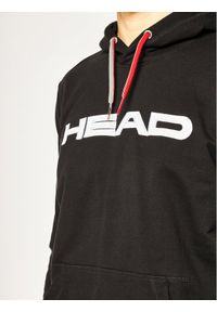 Czarna bluza Head