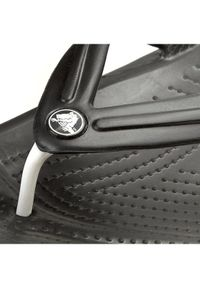 Crocs Japonki Crocband Flip 11033 Czarny. Kolor: czarny