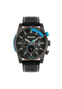 Czarny zegarek Timberland